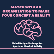 Sporting bodies launch Global Design Challenge for Sport and Physical Activity during and after Covid-19