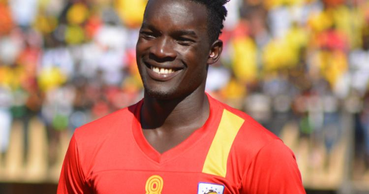 Uganda Cranes star says move to Gor boosted his career