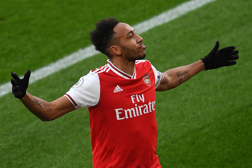 Aubameyang open to longer Arsenal stay – 'if club do their job'