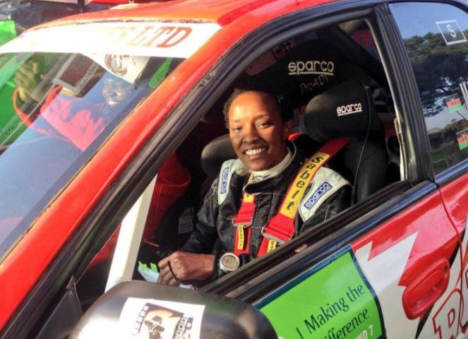 Corporates reluctant to support Kenyan female rally drivers says sports lobby