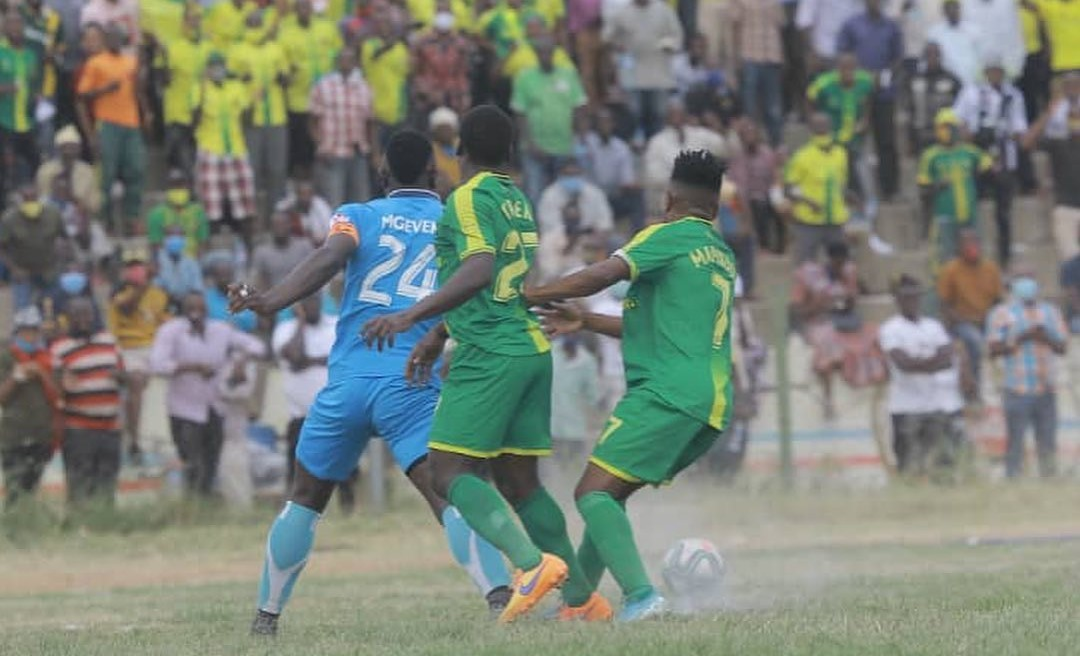 Yanga grab win against Mwadui as TZ league resumes