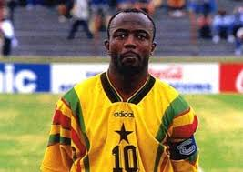 Abedi Pele reveals why he left national team for four years