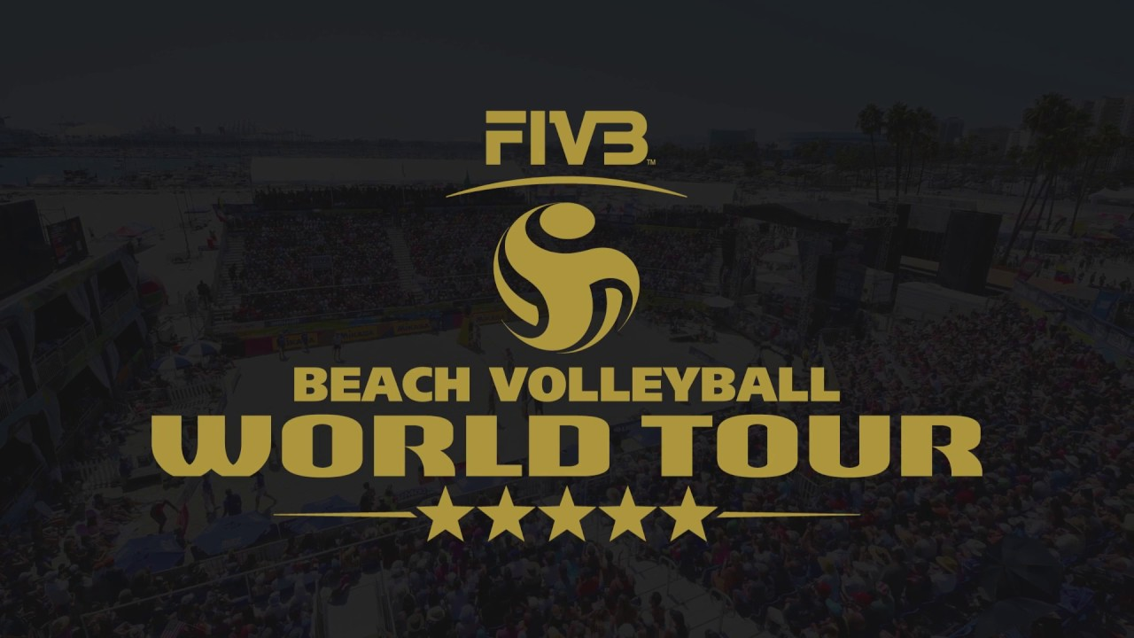 FIVB Beach Volleyball World Tour resumes