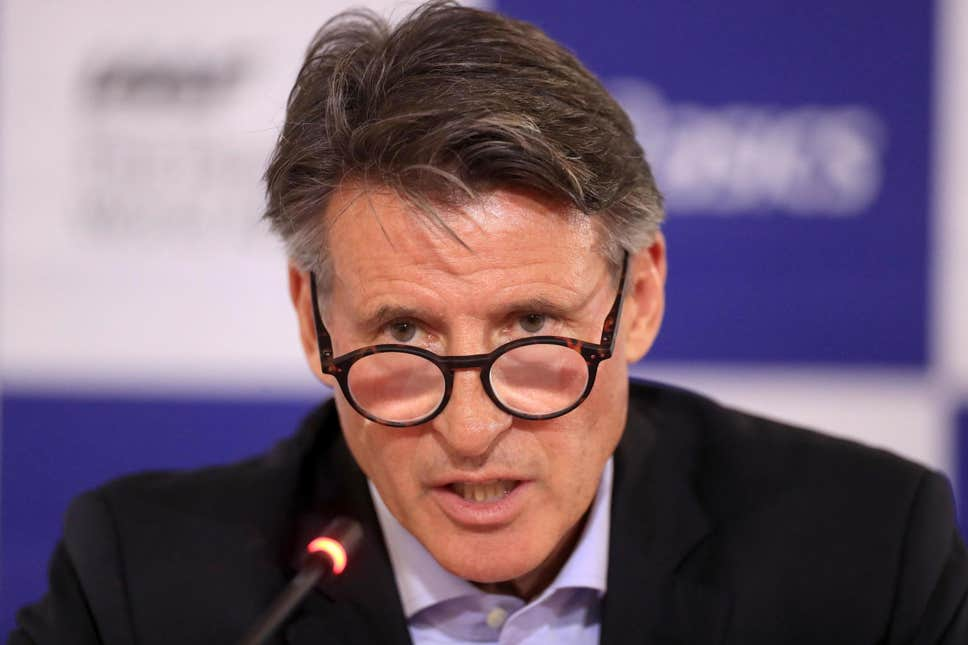 Sebastian Coe: Athletes should prepare for Olympics without spectators
