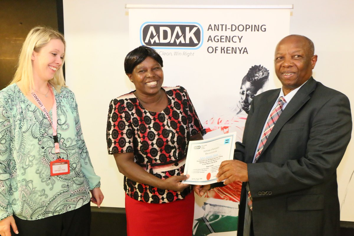 Kenya Rugby Union, ADAK partner to conduct anti-doping education sessions