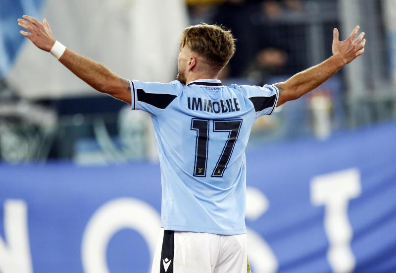 Inter finish second in Serie A, Immobile equals goal scoring record