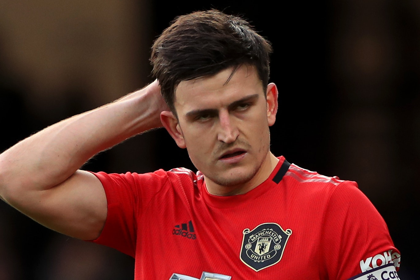 Maguire withdrawn from England squad after being found guilty by Greek court