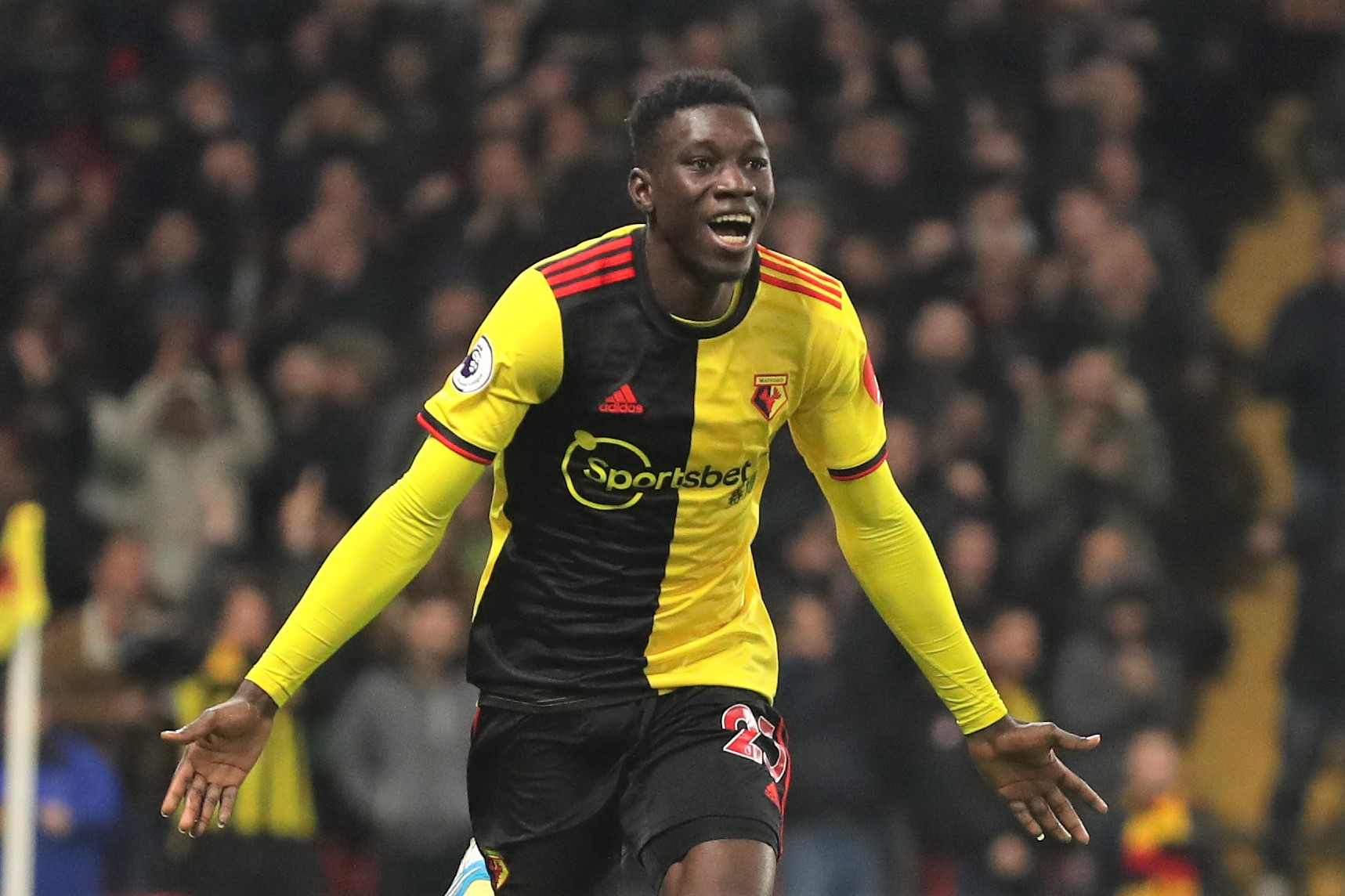 Is Senegalese star Ismaila Sarr headed to Liverpool?