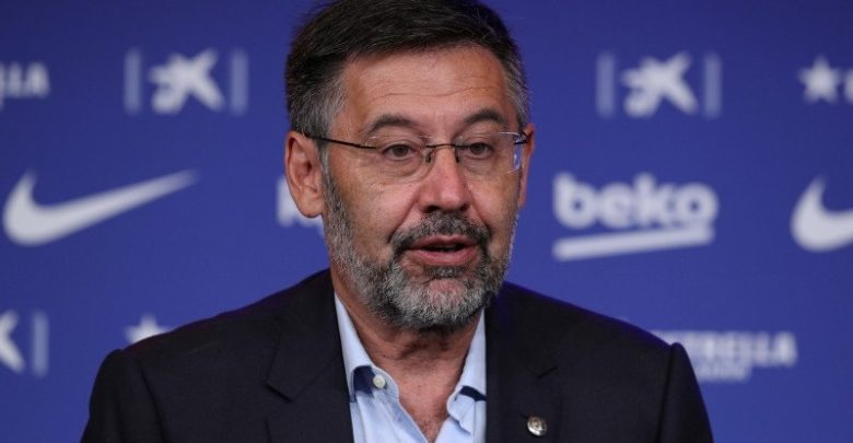 Ex-FC Barcelona president Bartomeu arrested in graft investigation