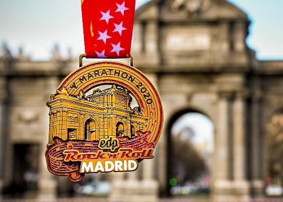 2020 Madrid Marathon canceled due to Covid-19