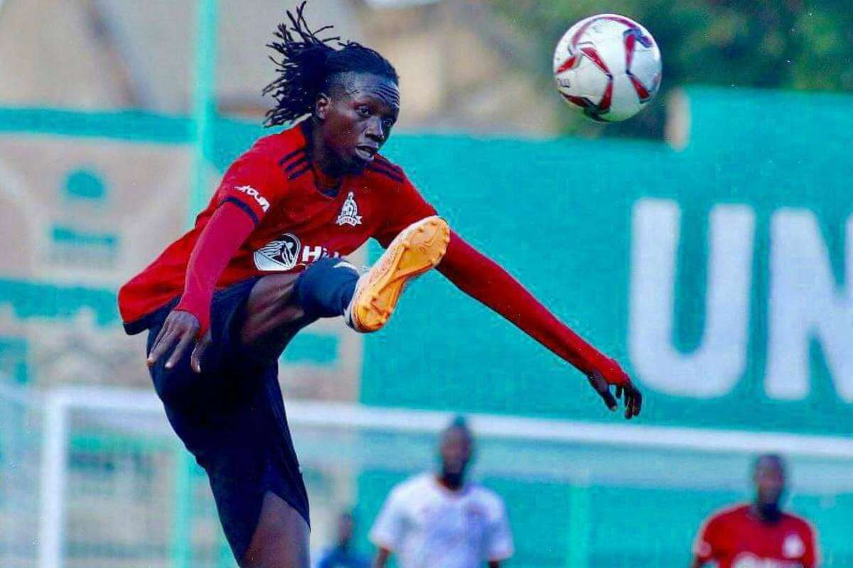 Why Gor Mahia striker chose South Sudan over Uganda Cranes