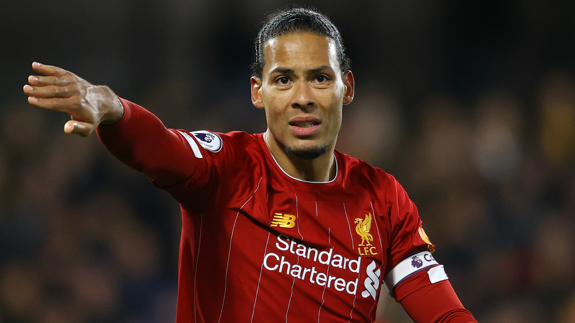 Netherlands to miss captain Van Dijk at Euro 2020