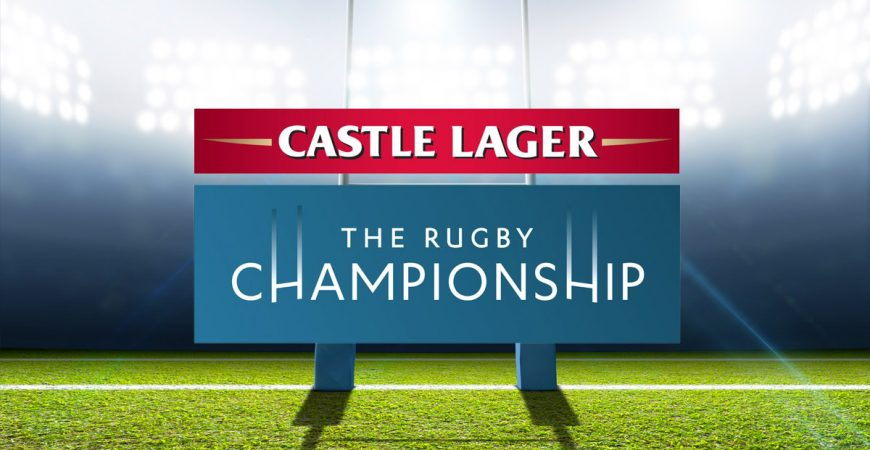 Castle Lager Rugby Championship schedule out