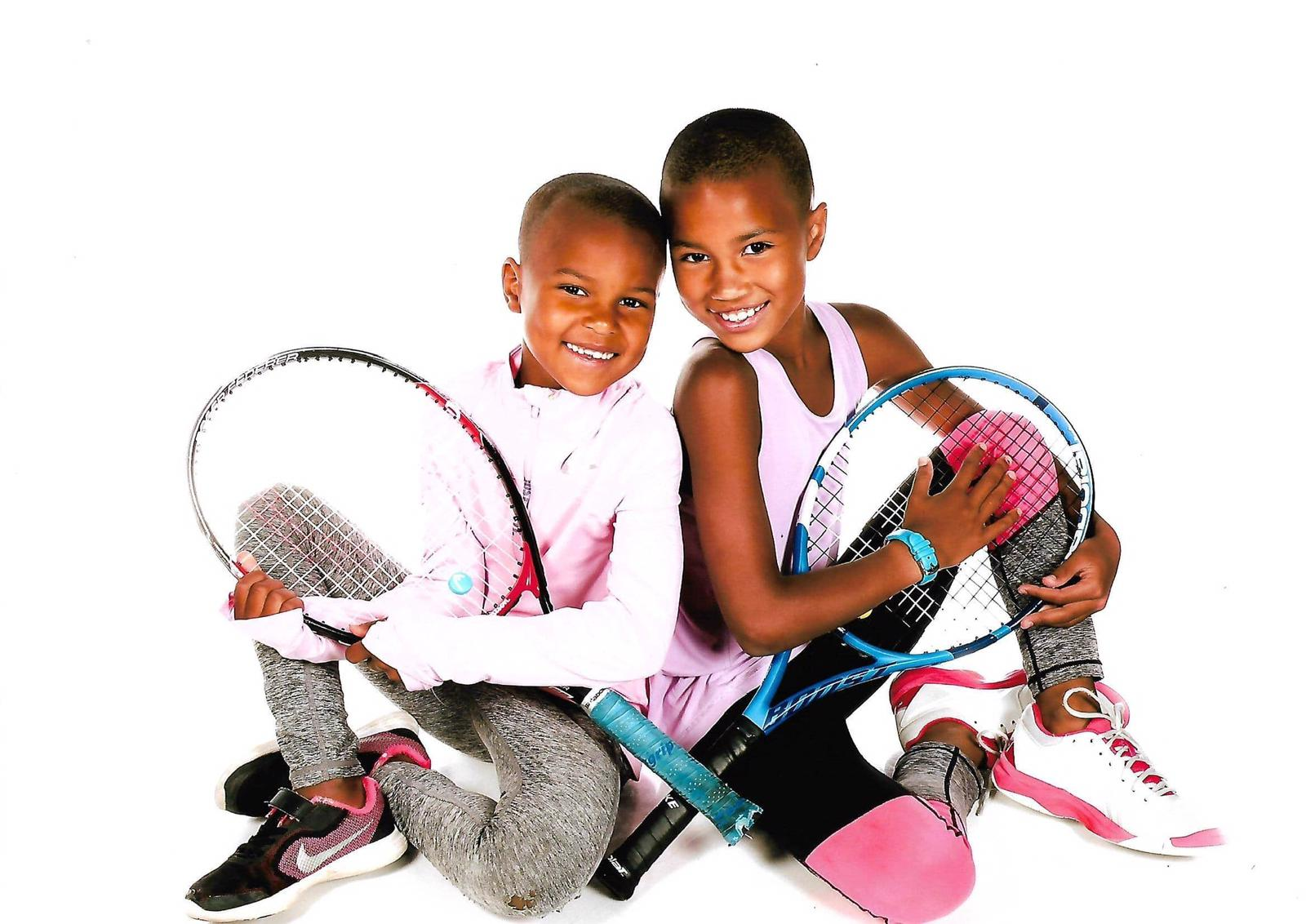 Meet the Dolci sisters: Budding Swedish tennis stars with Kenyan roots