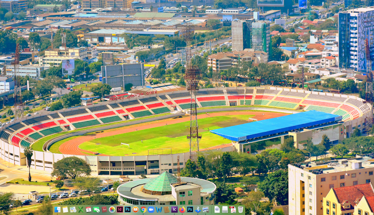 Kenya president to re-open Continental Tour stadium