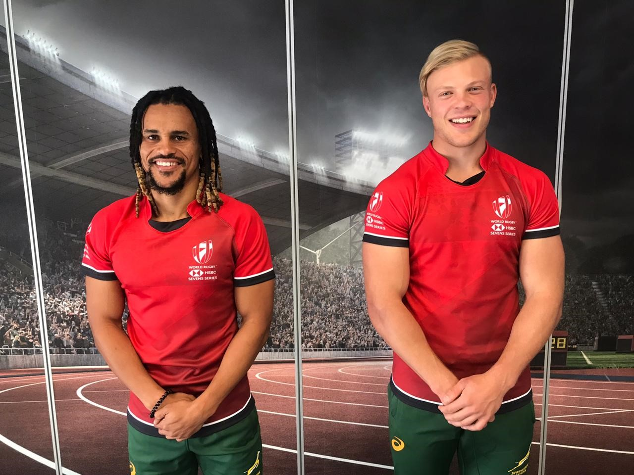 Blitzboks duo named in World Series Dream Team