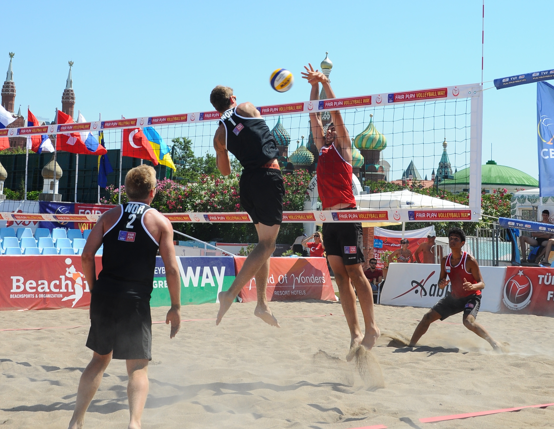 Norway, Russia, Germany favorites for EuroBeachVolley 2020 men's medal