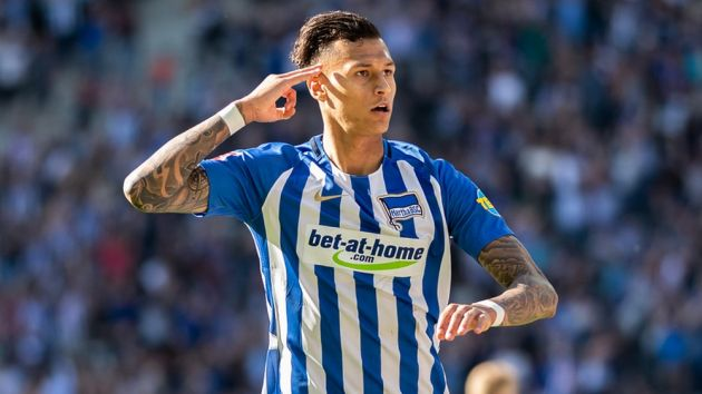 Brazil calls up Hertha Berlin forward Cunha for World Cup qualifiers