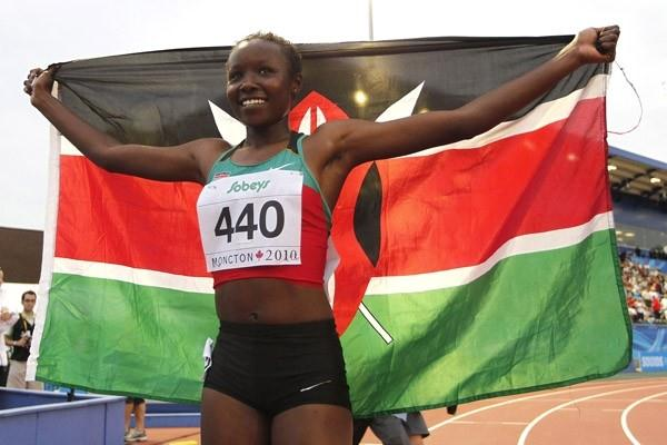 Kenya's Cherono makes comeback at Continental Tour Gold in Nairobi