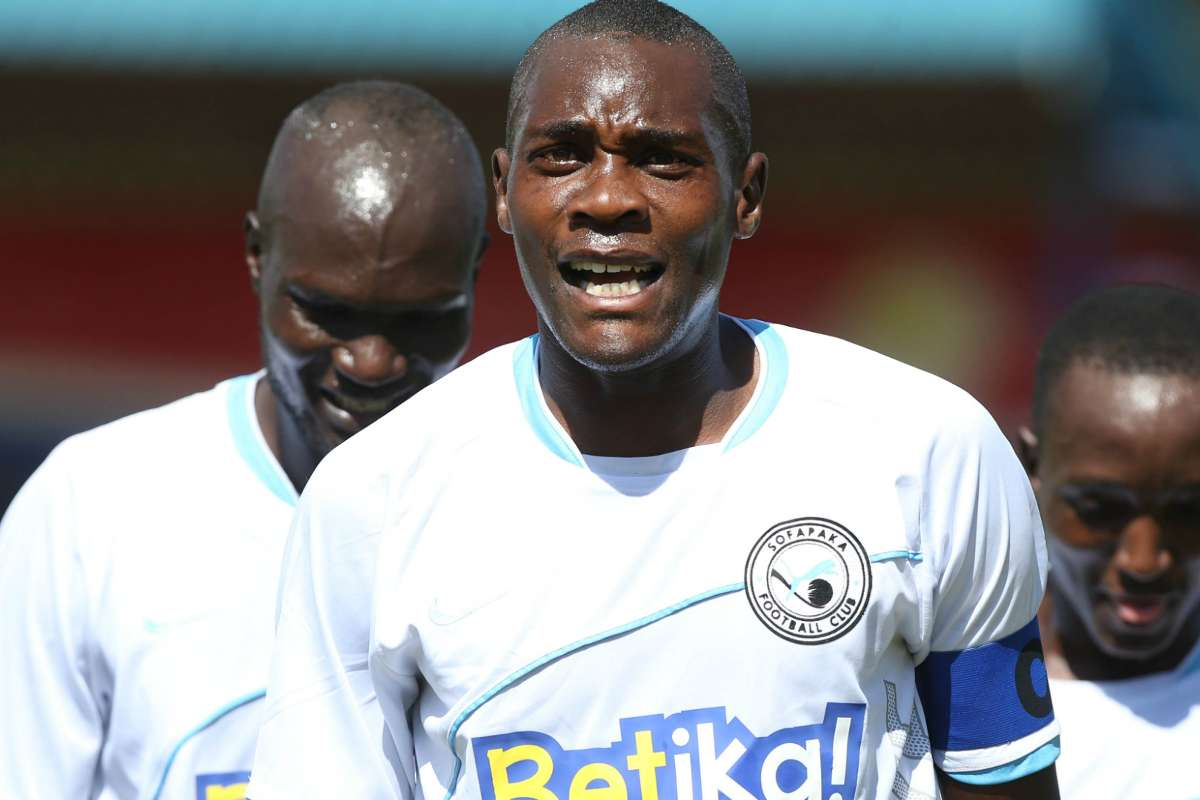 Maelo hangs boots, appointed Sofapaka head of security