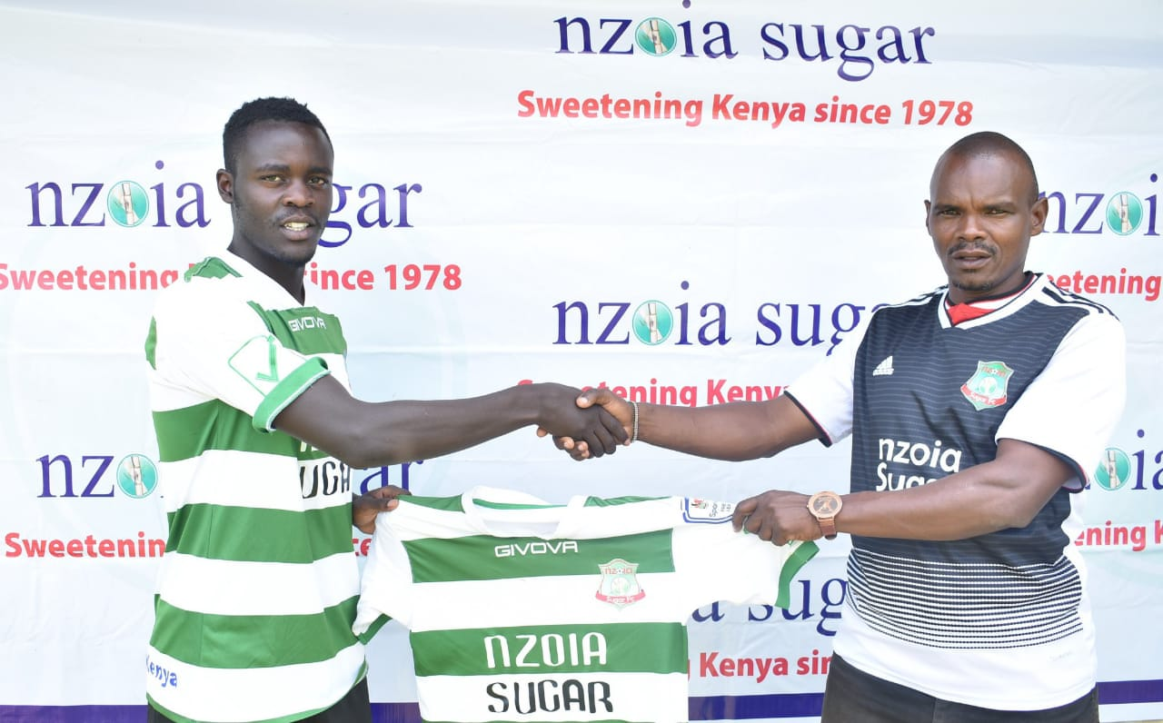 Nzoia strengthen squad with new signings