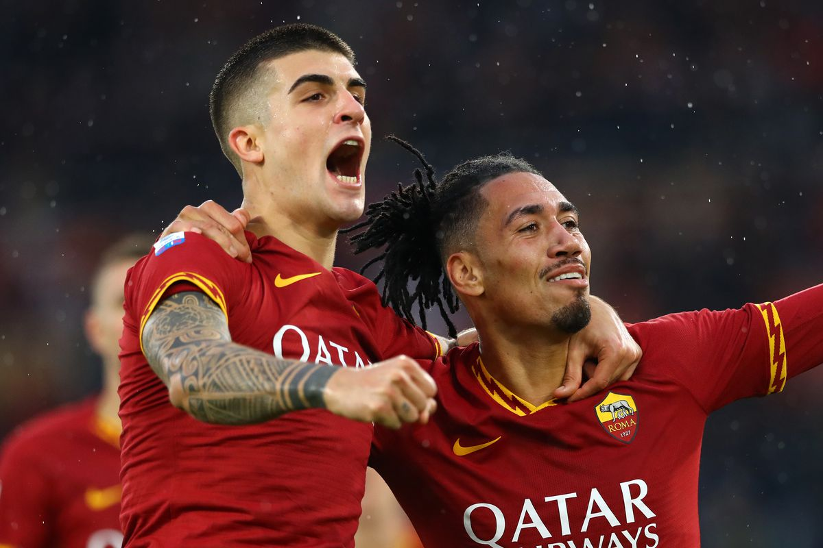 Roma punishes wasteful Atalanta