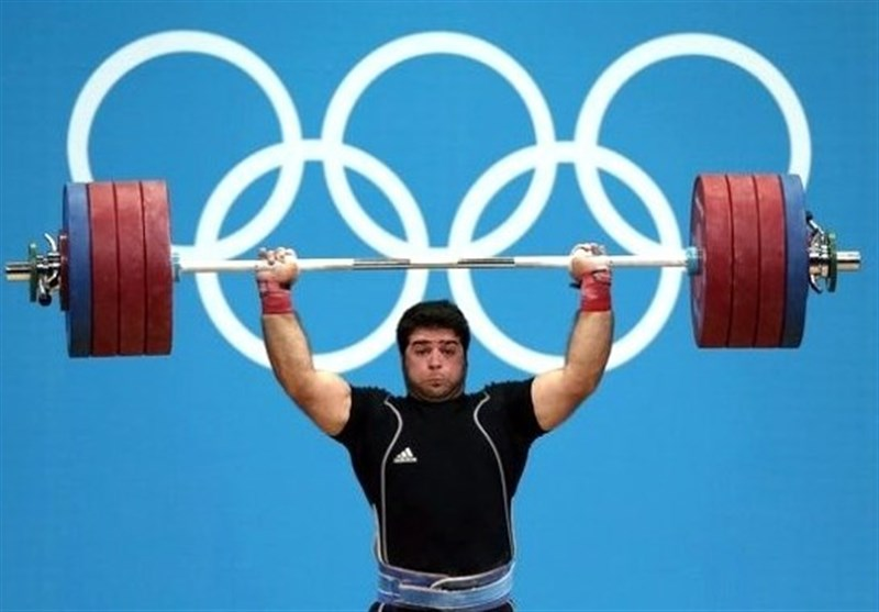 Iranian weightlifter awarded Olympic gold after 8 years