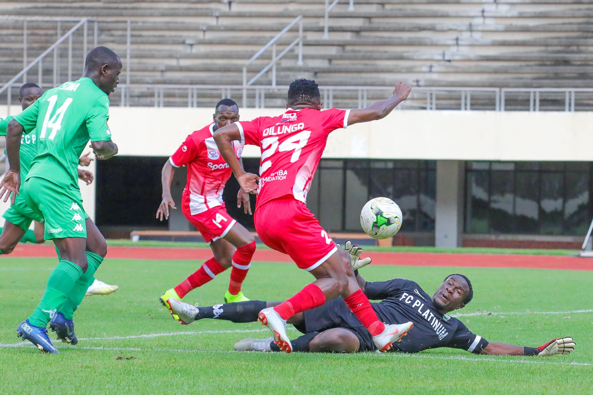 CAF CL DRAW: Simba paired against record African champs Al Ahly