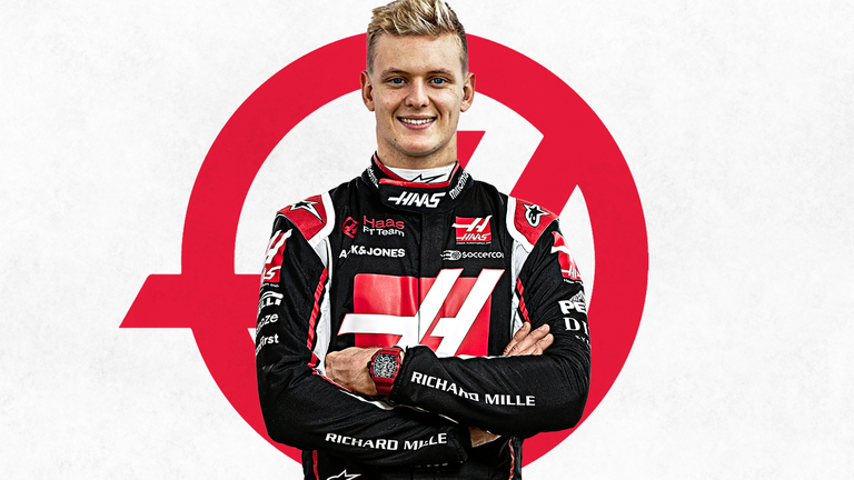 F1 newcomer uses mother's maiden name to hide identity