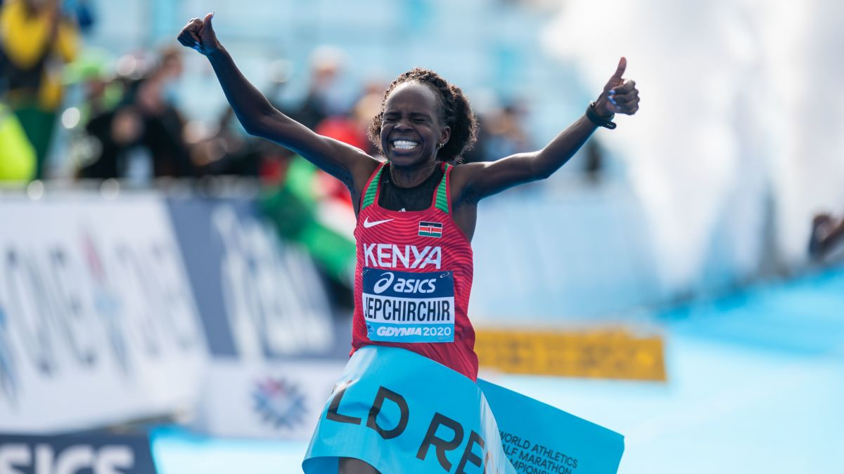 Chepchirchir seeks inclusion in Kenya's Olympic marathon team
