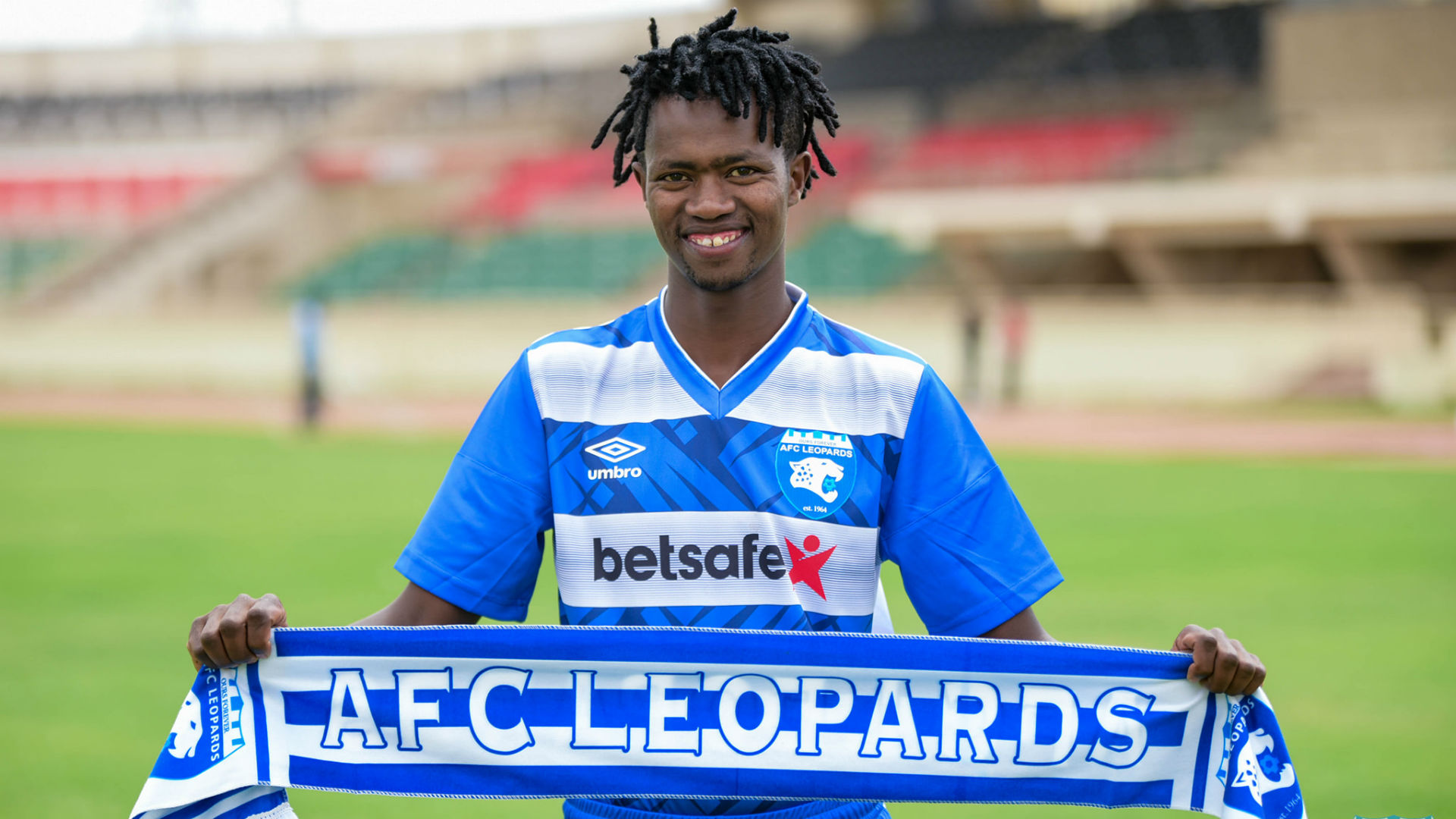 Thiong'o impressed with team spirit at AFC Leopards