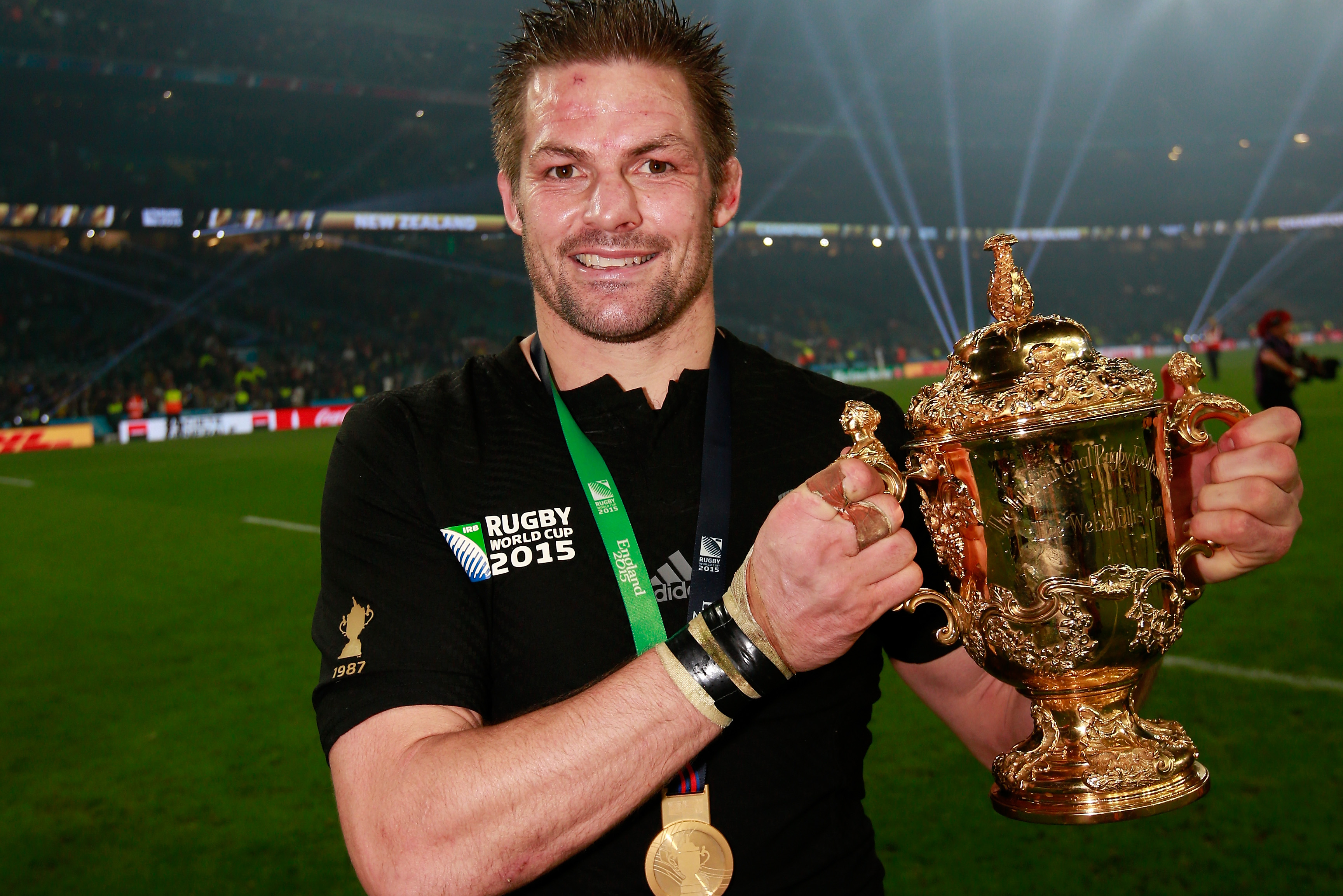 New Zealand's Richie McCaw named player of the decade