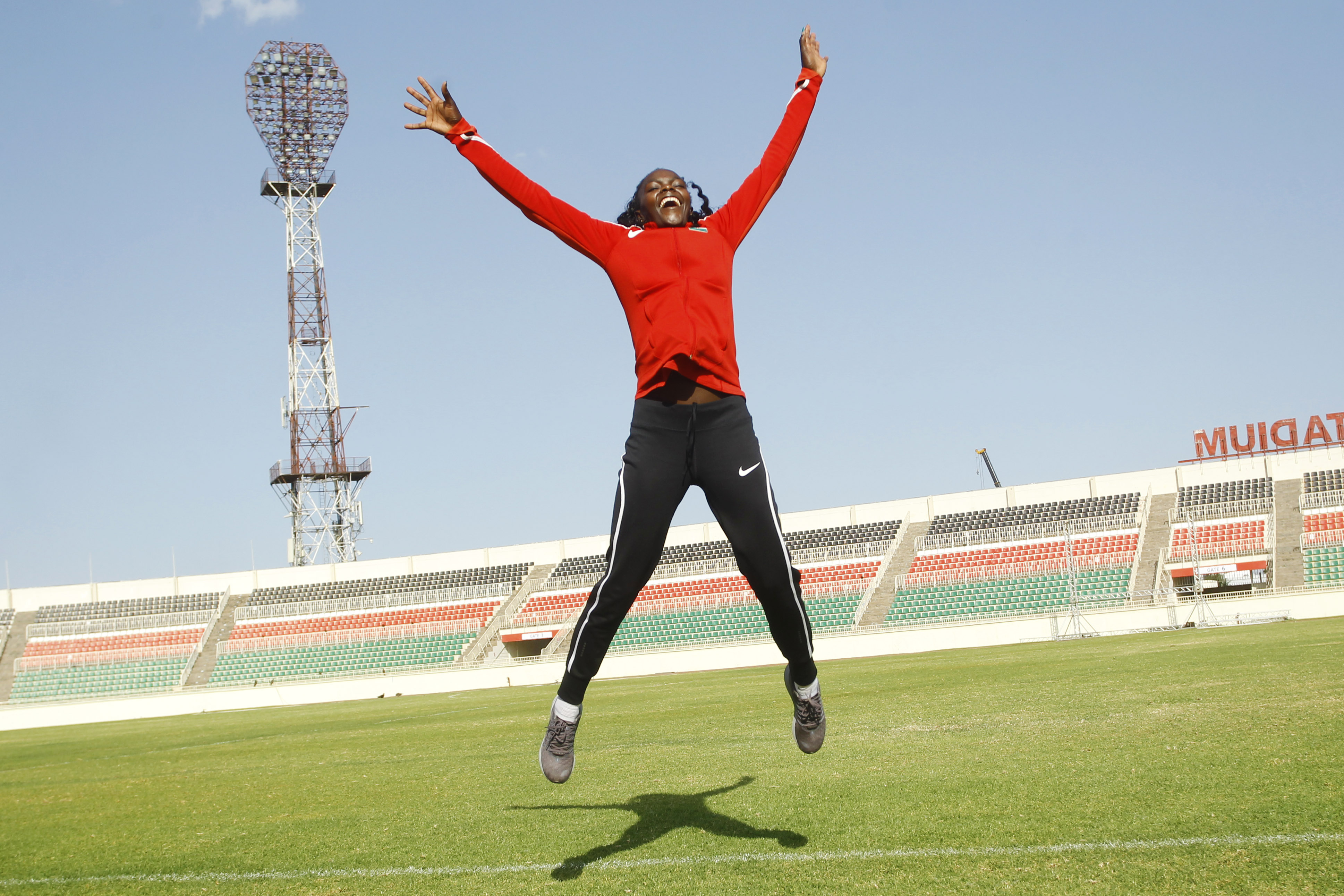 PHOTOS: The past converges with the present as Athletics Kenya marks 70 years
