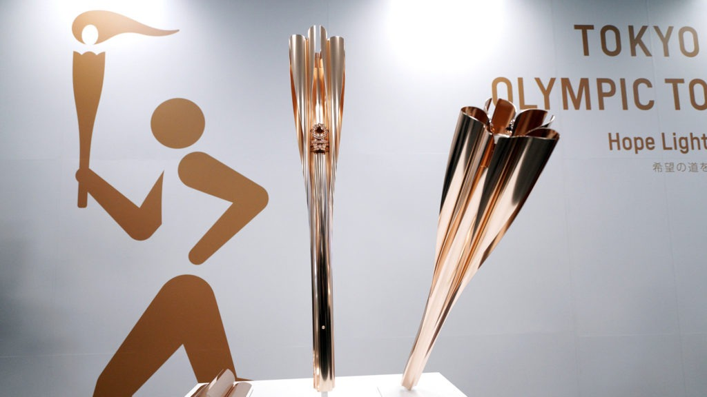 Tokyo Olympic torch relay to kick off in 100 days