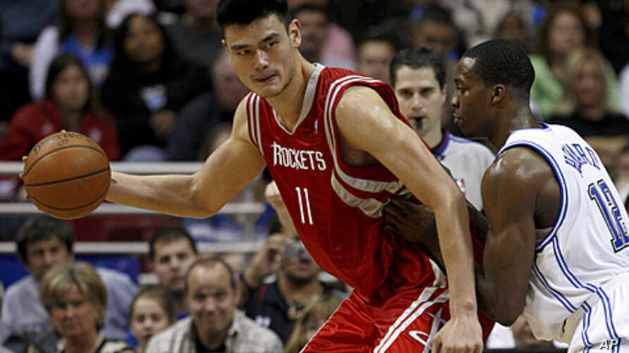Feature: Yao Ming's influence lingers on at China's National Games