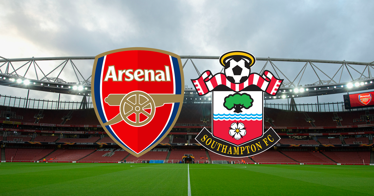 Midweek Premier League games see Southampton and Arsenal clash again