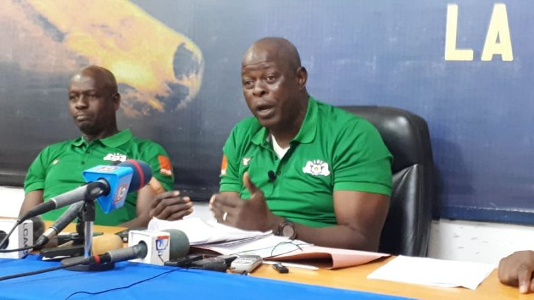 CHAN: Burkina Faso coach upbeat despite slump over Mali
