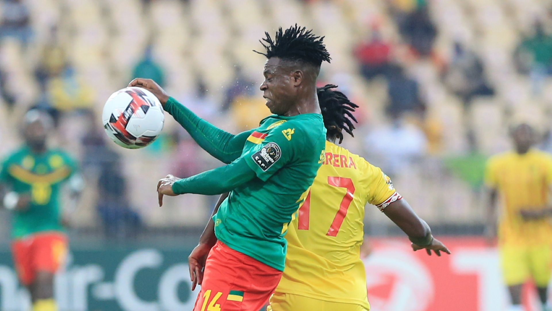Hosts Cameroon start off Chan campaign with win over Zimbabwe
