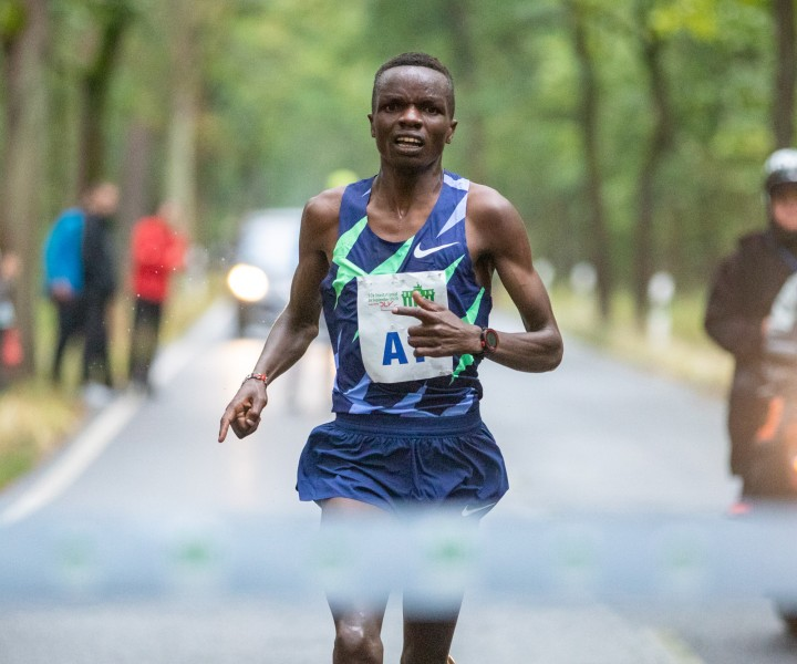 Kenya's Ebenyo eyes first medal this season