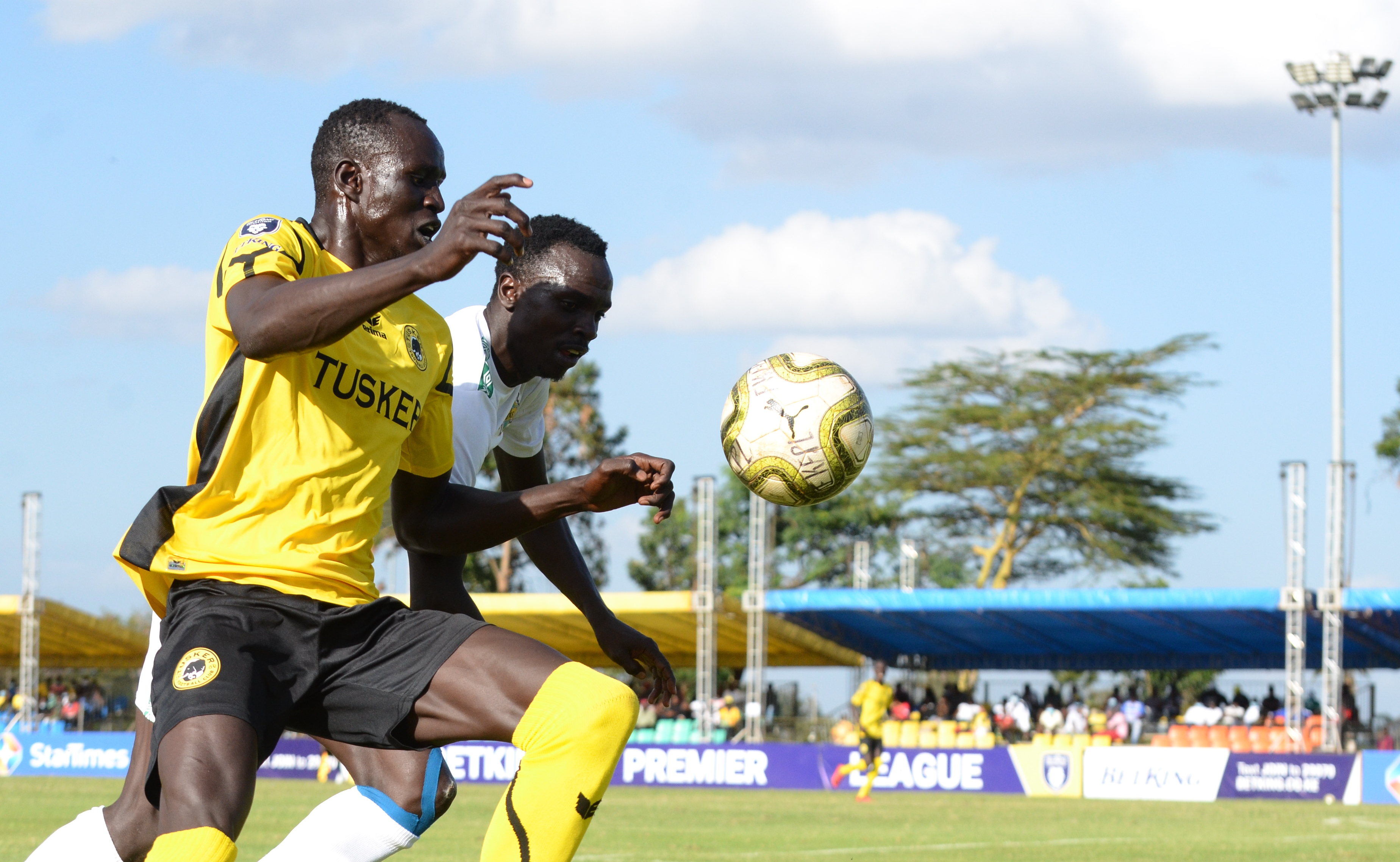 Kariobangi Sharks 'receive four for the road' from Tusker