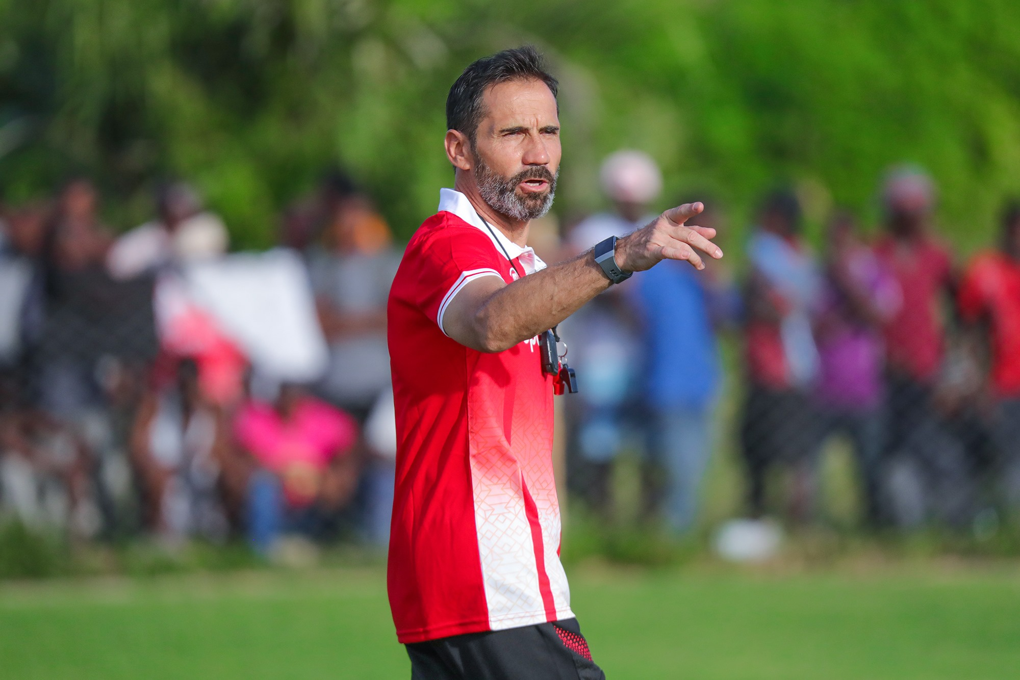 New Simba coach Da Rosa warns players he is 'very demanding'