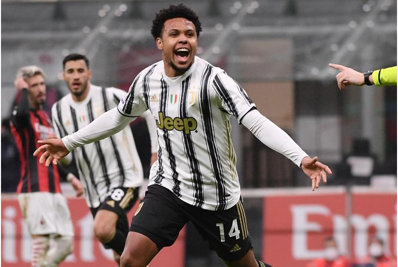 Juve dominates Bologna in Serie A