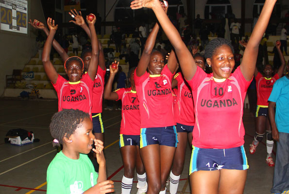 Internet shutdown hits Uganda volleyball elections