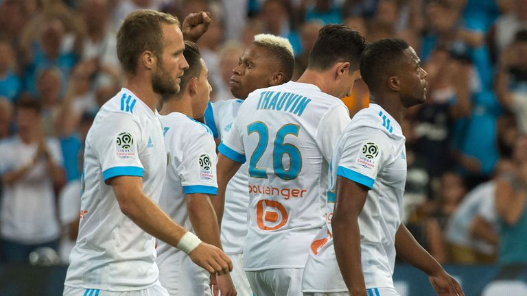 Marseille's title chance fades after another slip-up at Monaco