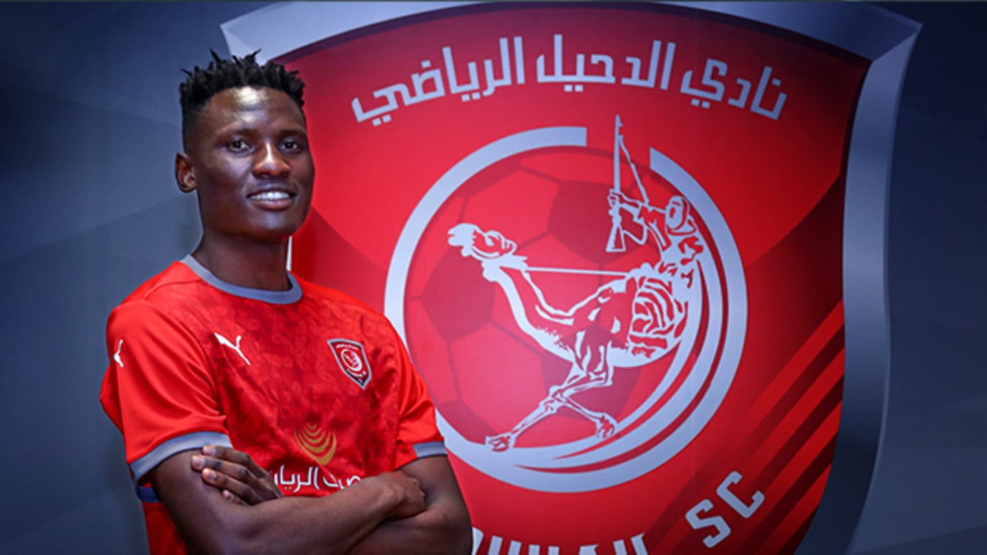Al Ahly to face Michael Olunga's Al Duhail in FIFA Club World Cup