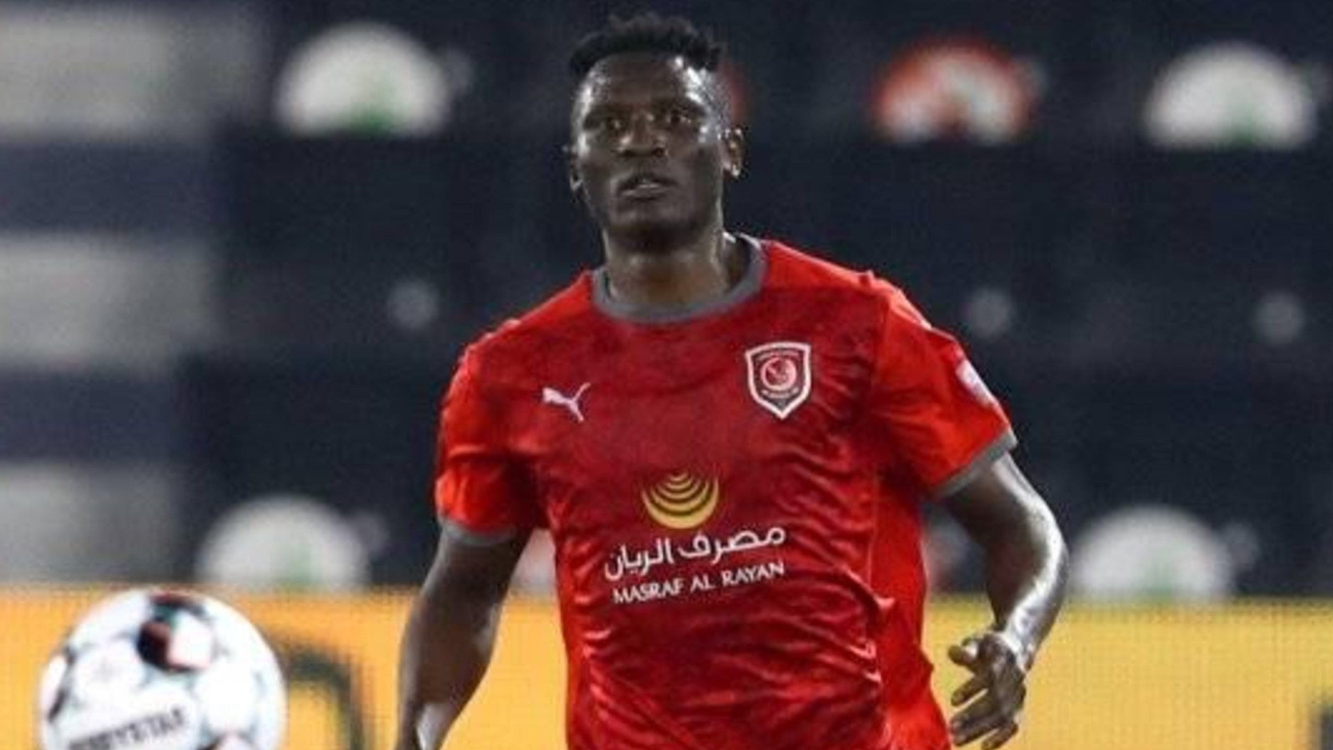 Olunga announces himself in Qatar with a hat-trick