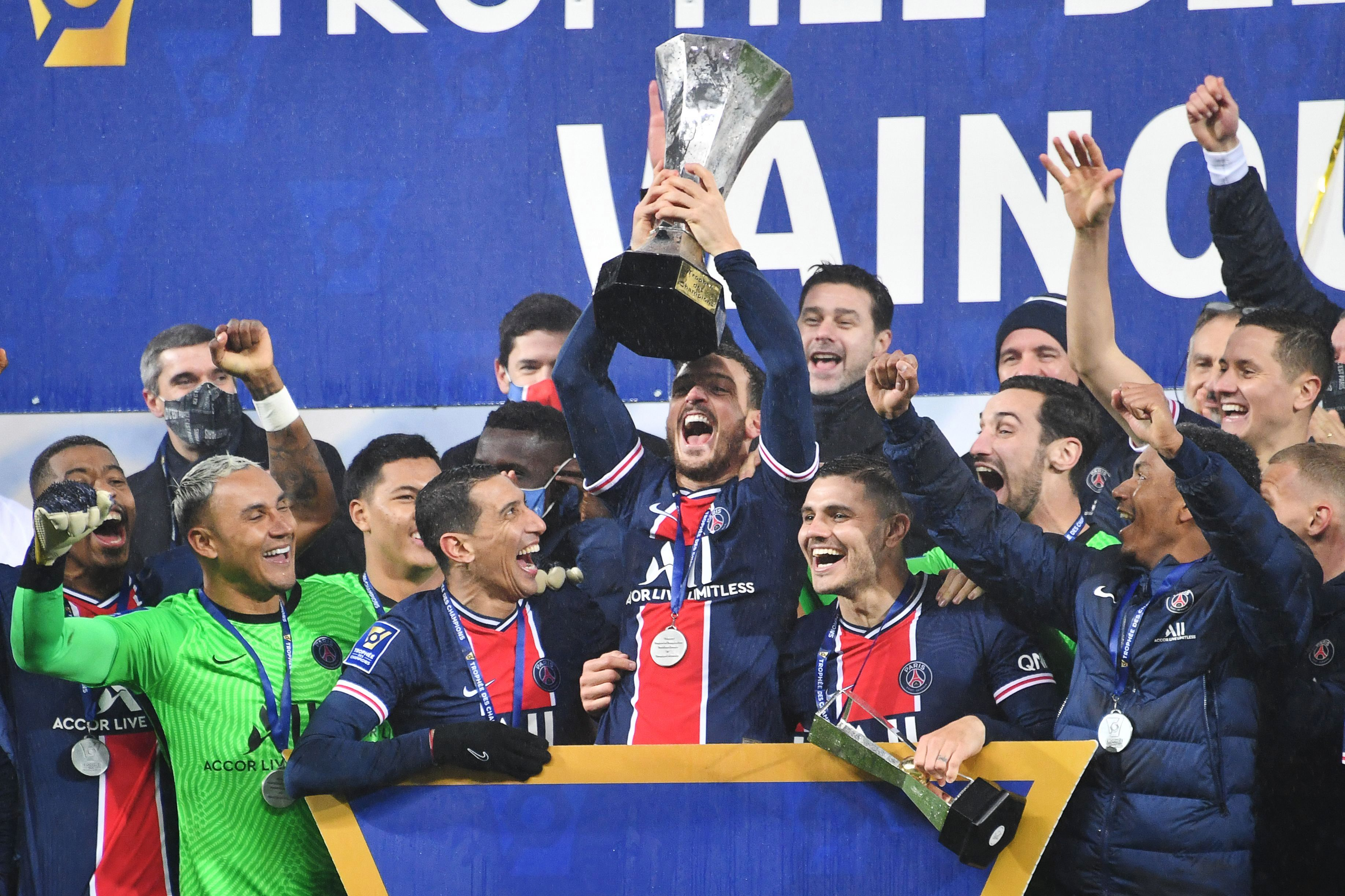 Icardi, Neymar score to secure Pochettino first managerial trophy