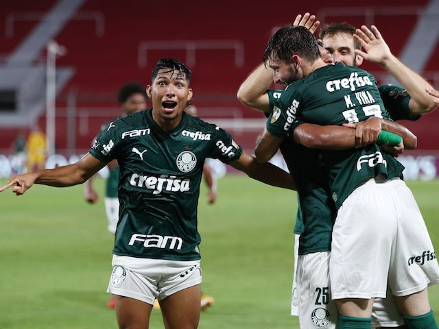 Palmeiras survive River Plate comeback to reach Copa Libertadores final
