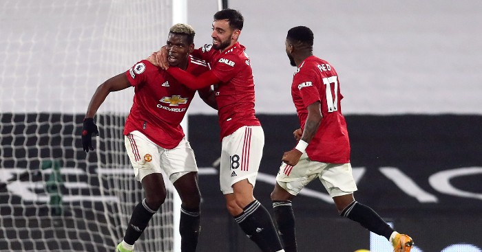 Pogba magic keeps Man United top, Man City also win
