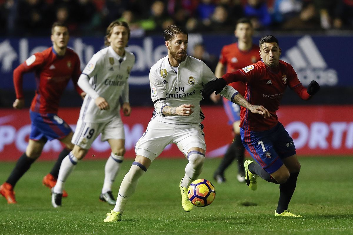 Real Madrid miss chance to go top as Barca cruise